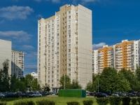 Митино, улица Генерала Белобородова, дом 16 к.2. многоквартирный дом