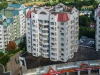 Митино, улица Генерала Белобородова, дом 17. многоквартирный дом