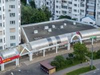 Митино, улица Генерала Белобородова, дом 19 к.1. офисное здание