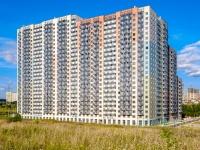 , st Muravskaya, house 38 к.1. Apartment house