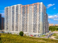 , st Muravskaya, house 38 к.2. Apartment house