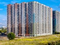, st Muravskaya, house 42 к.1. Apartment house