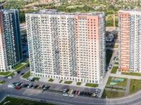 , Muravskaya st, 房屋 42 к.2. 公寓楼