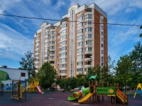 Митино, Уваровский переулок, дом 2 к.1. многоквартирный дом