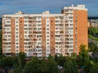 Митино, Уваровский переулок, дом 2. многоквартирный дом