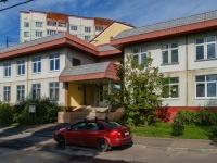 Митино, Уваровский переулок, дом 12. офисное здание