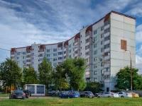 Митино, Уваровский переулок, дом 10 к.1. многоквартирный дом