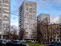 , road Volokolamskoe, house 41 к.1. Apartment house