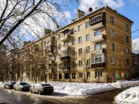 Покровское-Стрешнево, улица Габричевского, дом 1 к.1. многоквартирный дом