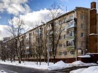 Покровское-Стрешнево, улица Габричевского, дом 3 к.1. многоквартирный дом