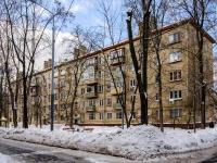 Покровское-Стрешнево, улица Габричевского, дом 3 к.2. многоквартирный дом