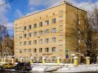 Покровское-Стрешнево, улица Габричевского, дом 5 к.8. пансионат