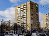 Покровское-Стрешнево, улица Габричевского, дом 10 к.2. многоквартирный дом