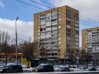 Покровское-Стрешнево, улица Габричевского, дом 10 к.3. многоквартирный дом