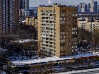 Покровское-Стрешнево, улица Габричевского, дом 10 к.4. многоквартирный дом