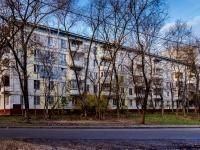,  , house 6 к.1. Apartment house
