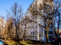 Северное Тушино, улица Туристская, дом 22 к.1. многоквартирный дом