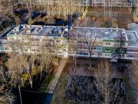 Северное Тушино, Школа №1571, улица Фомичёвой, дом 8 к.1