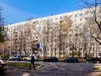 Северное Тушино, улица Фомичёвой, дом 14 к.1. многоквартирный дом