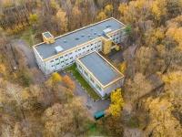 Северное Тушино, улица Вилиса Лациса, дом 8 к.1. университет Российский новый университет