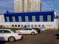 Северное Тушино, улица Вилиса Лациса. спортивный комплекс