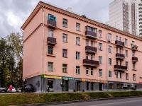 Южное Тушино, проезд Светлогорский, дом 1. многоквартирный дом