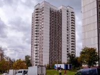 Южное Тушино, проезд Светлогорский, дом 3. многоквартирный дом