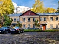 Южное Тушино, проезд Светлогорский, дом 13 с.2. многоквартирный дом