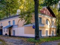 Южное Тушино, проезд Светлогорский, дом 13 с.3. офисное здание