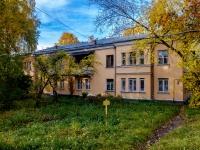Южное Тушино, проезд Светлогорский, дом 13 с.6. многоквартирный дом