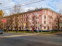Южное Тушино, улица Сходненская, дом 46/14. многоквартирный дом