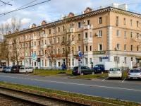 Южное Тушино, улица Сходненская, дом 50. многоквартирный дом