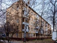 Южное Тушино, Химкинский бульвар, дом 3. многоквартирный дом