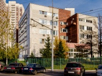 Южное Тушино, Яна Райниса бульвар, дом 47. поликлиника Городская поликлиника №219