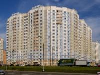 ,  , house 105 к.1. 公寓楼