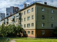 Сосенское, улица Коммунарка посёлок, дом 6. многоквартирный дом