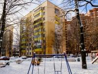 Сосенское, улица Коммунарка посёлок, дом 8. многоквартирный дом