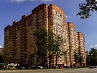 Сосенское, улица Коммунарка посёлок, дом 7А. многоквартирный дом