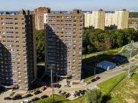 Сосенское, улица Бачуринская (пос. Коммунарка), дом 8 к.1. многоквартирный дом