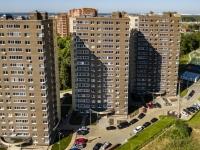 Сосенское, улица Бачуринская (пос. Коммунарка), дом 8 к.2. многоквартирный дом