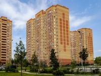 Сосенское, улица Бачуринская (пос. Коммунарка), дом 22 к.2. многоквартирный дом