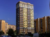 Сосенское, улица Лазурная (пос. Коммунарка), дом 1. многоквартирный дом