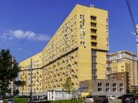 Сосенское, улица Лазурная (пос. Коммунарка), дом 5. многоквартирный дом