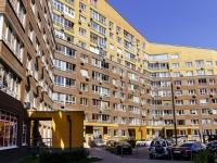 Сосенское, улица Лазурная (пос. Коммунарка), дом 7. многоквартирный дом