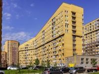 Сосенское, улица Лазурная (пос. Коммунарка), дом 9. многоквартирный дом