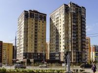 Сосенское, улица Ясная (пос. Коммунарка), дом 1. многоквартирный дом
