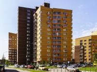 Сосенское, улица Ясная (пос. Коммунарка), дом 8. многоквартирный дом