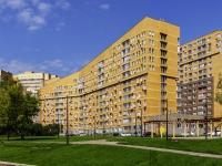 Сосенское, улица Ясная (пос. Коммунарка), дом 10. многоквартирный дом