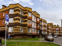 Сосенское, улица Потаповская Роща, дом 2 к.4. многоквартирный дом