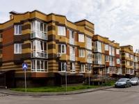 Сосенское, улица Потаповская Роща, дом 4 к.1. многоквартирный дом